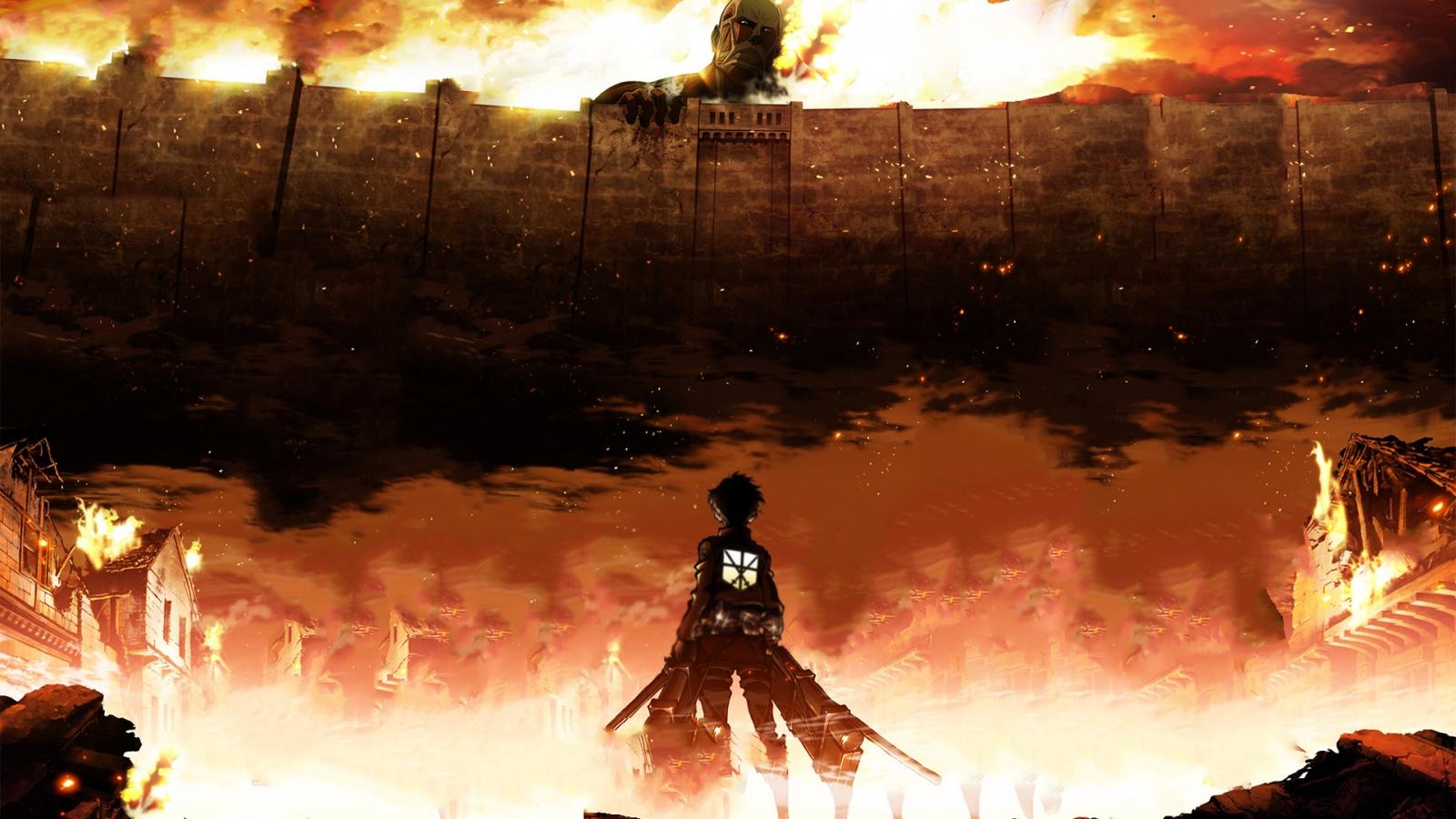 Znamy datę premiery drugiego sezonu Shingeki no Kyojin