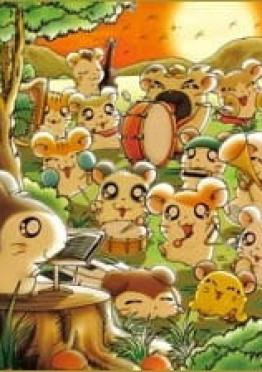 Tottoko Hamtarou OVA 1: Hamtaro no Otanjoubi - Mama wo Tasunete Sanzen Techi Techi